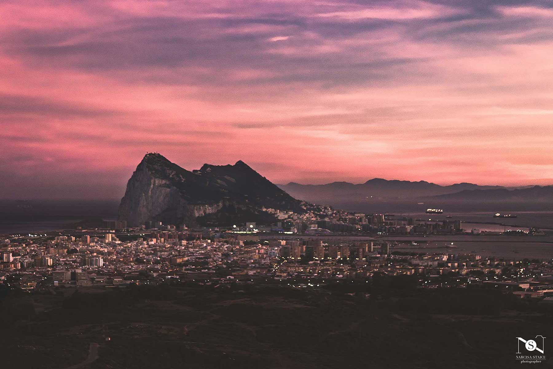 Gibraltar Panorama