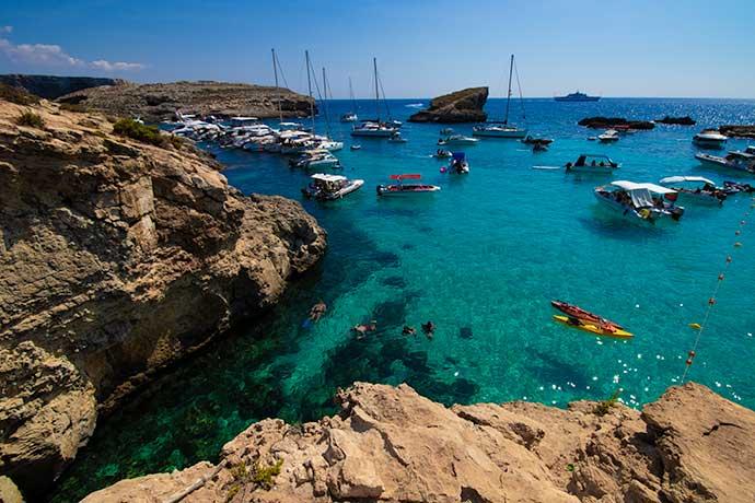 A better way to visit Comino Malta