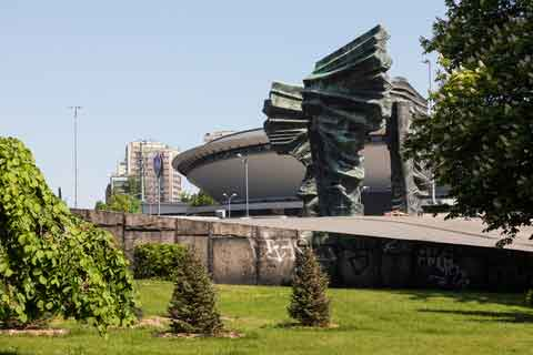 Silesian Insurgents' Monument Katowice Things to do in Katowice
