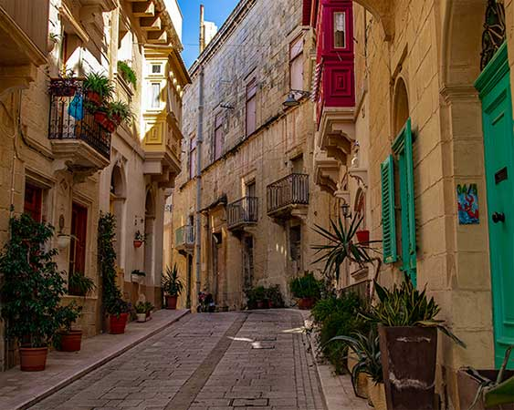 Malta - a great solo travel destination