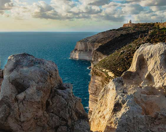 Dingli Cliffs Walk