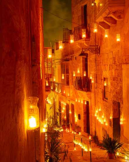 Birgu Festival of Lights