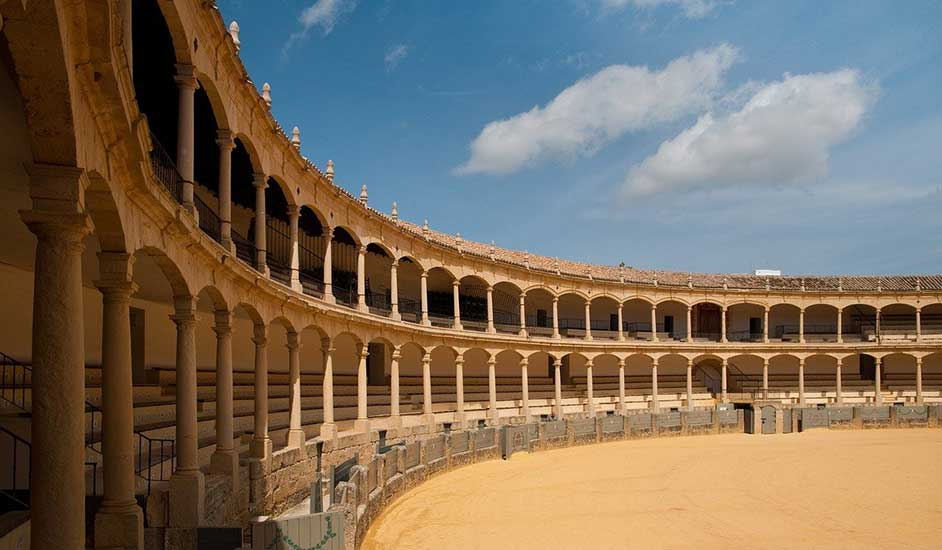 Plaza de Toros de Ronda (Ronda's Bullring)