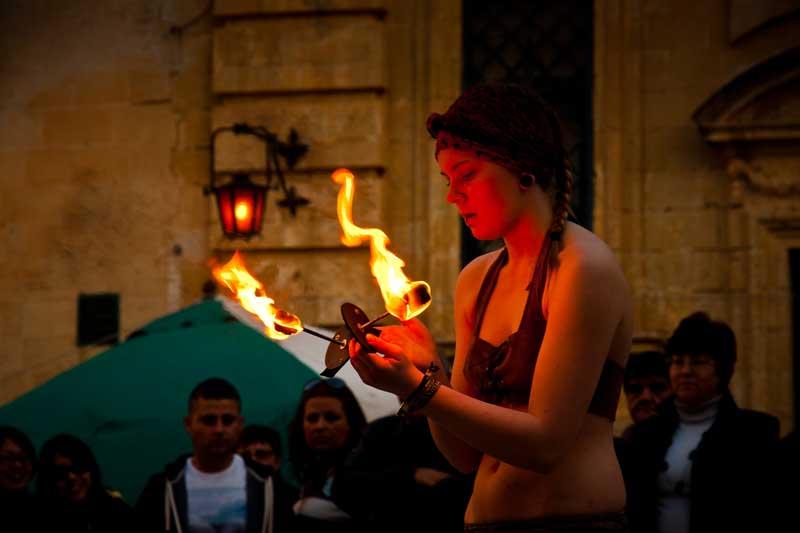 Medieval Mdina festival, Malta