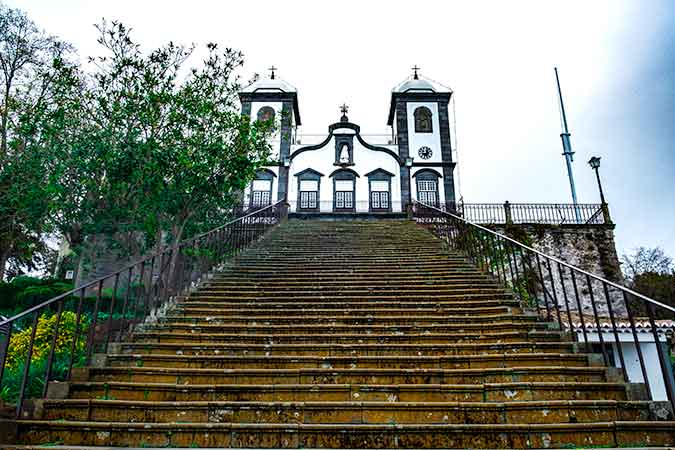 Our Lady of Monte Church (Igreja de Nossa Senhora do Monte) - a must-see on the way to Monte Palace Tropical Garden