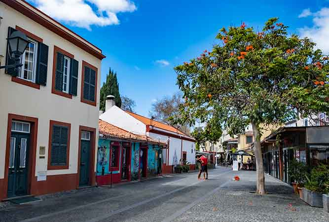 Things to see in Funchal Old Town
