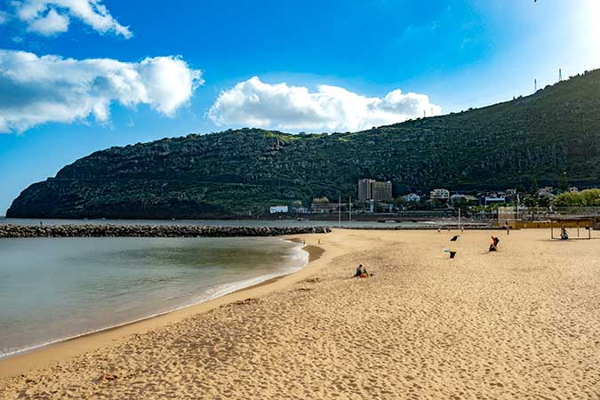 Soak up the sun at The Machico Beach