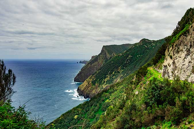Best Hikes in Madeira you can do without the car - Vereda do Larano