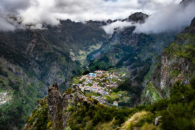 Amazing things to do in Funchal - Nun's Valley (Curral Das Freiras)