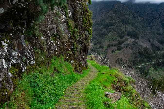 Best Hikes in Madeira you can do without the car - Curral das Freitas (Nun's Valley)
