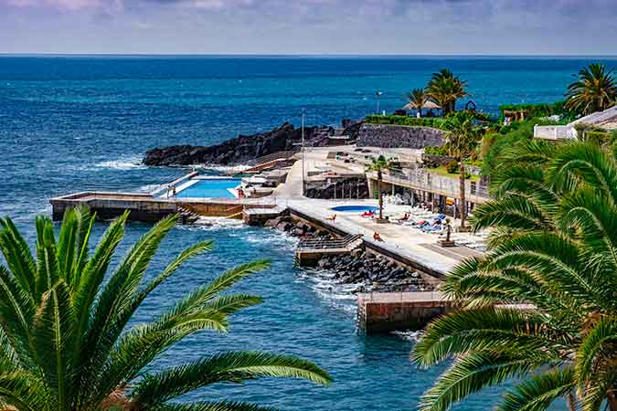 Amazing things to do in Funchal - Relax at One of Funchal Natural Swimming Pools