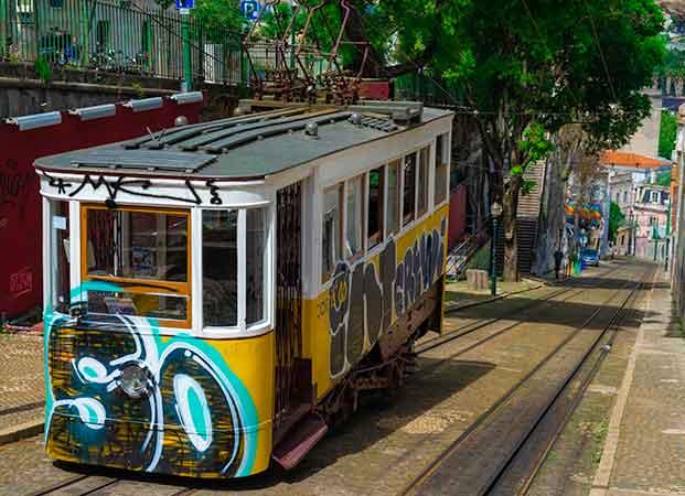 Saudade - My Affair with Lisbon