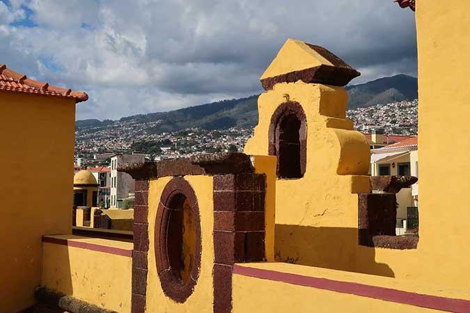 Madeira Pirate Attacks - São Tiago Fortress
