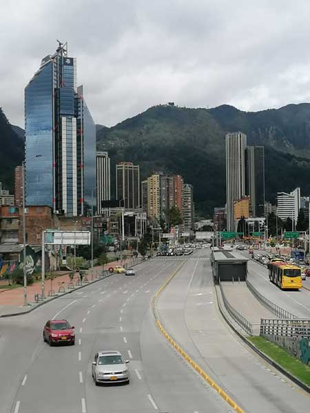 Pati's Weekly Bite - Bogota Colombia