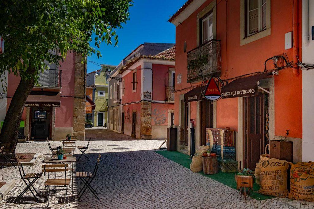 Setubal and Troia Peninsula / day trips from Lisbon
