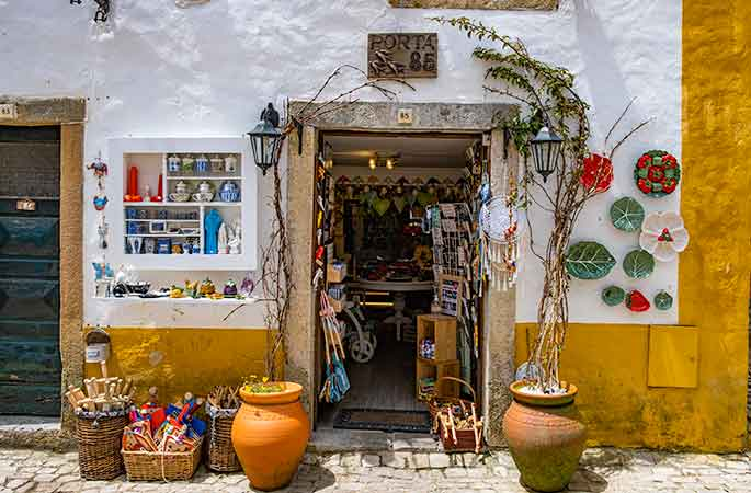 Obidos / Best day trips from Lisbon