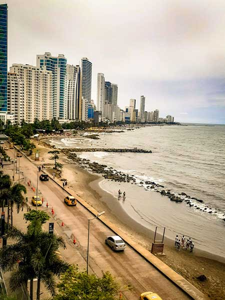 Best areas to stay in Cartagena