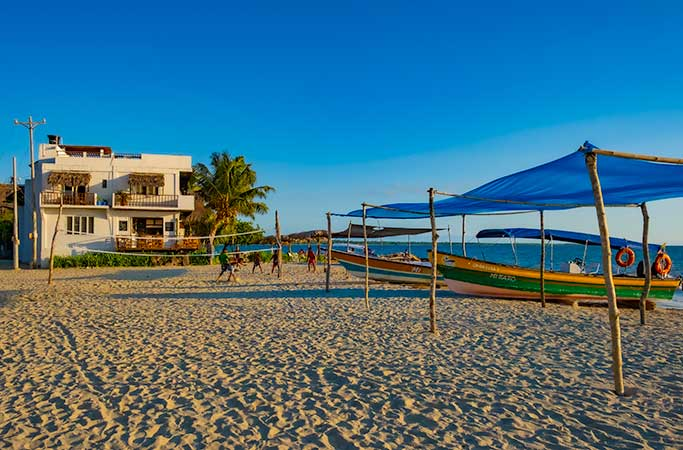 How to get to Rincon del Mar, Colombia