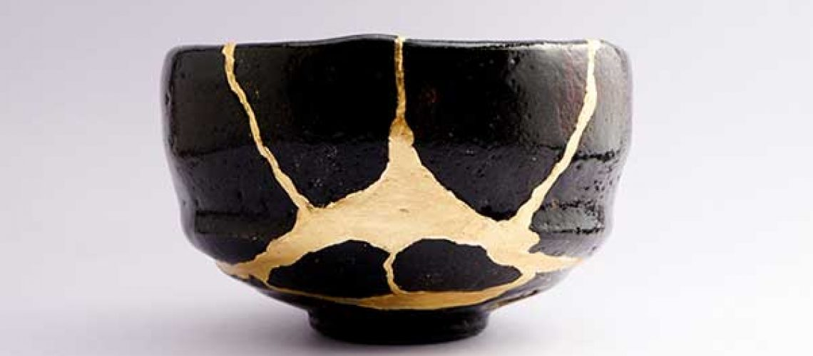 Wabi-Sabi and Kintsugi - The art of living